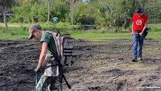 You Won't Believe What We Found In Florida! Metal Detecting Finds Seminole War Treasures!
