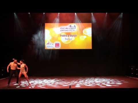 Sydney Latin Festival 2017 - PEDRO & ELYSIA