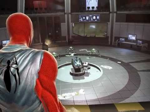 The Amazing Spider-Man Classic Scarlet Spider skin