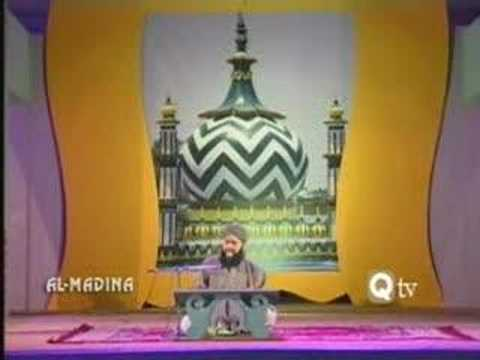 Mujhe Dar Pe Bhulana Madni Madinay Wale----owais Qadri video