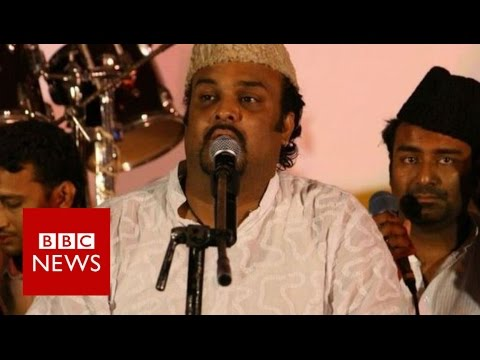 Amjad Sabri: Pakistanis mourn singer killed by Taliban - BBC News