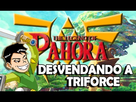 Desvendando a Triforce - The Legend of Zelda