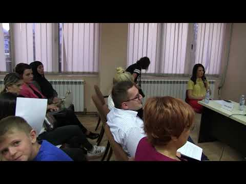 """ Žene žive i na selu "", 02.10.2019., Novi Pazar, Panel diskusija"