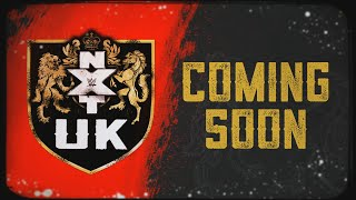 The high-octane excitement of NXT UK is coming soon