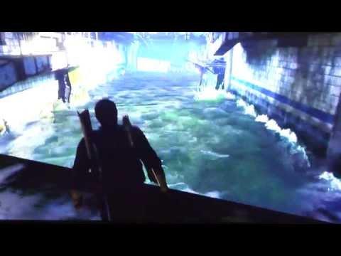 подземный тоннель 95%, The last of us, глюк