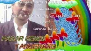 Pengajian Mingguan KH Uci Turtusi, Cilongok, Pasar Kemis, Tangerang, Banten. 1 Januari 2017