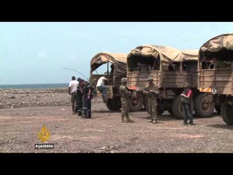 Djibouti's strategic position draws world's armies