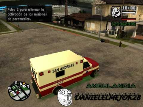 Loquendo Gta San Andreas - CJ busca trabajo HD