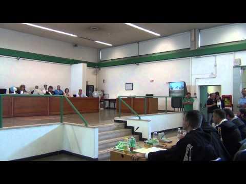 Processo per la morte di Ciro Esposito - La prima udienza