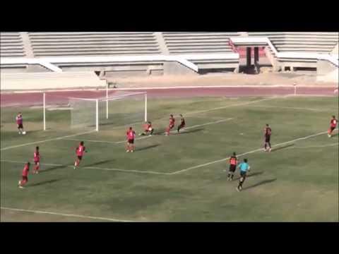 Deportes con Elsa Garcia y David de Leon (futbol)