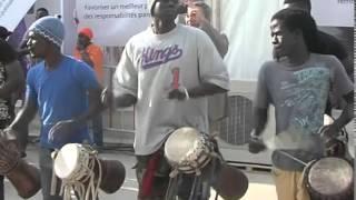 Doudou Ndiaye Rose: Grand maître du Tambour à l'heure de la Francophonie
