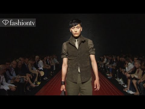 F Men: 2012 Highlights, Part 2 | FashionTV
