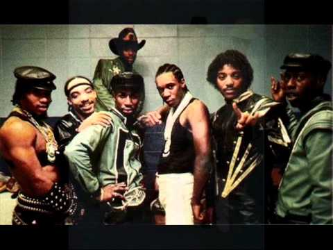 Grandmaster Flash and The Furious Five - Freestyle