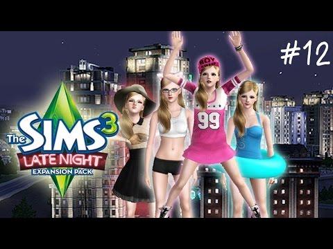 [Livestream] The Sims 3 Late Night #12 ยัยตัวร้ายกับคุณชายแวมไพร์
