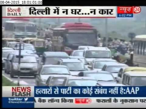 NGT bans all 10 year old diesel vehicles from Delhi