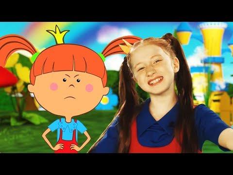 Жила-была Царевна - Песня про волшебство - Зарядка с Царевной - Новое видео для малышей