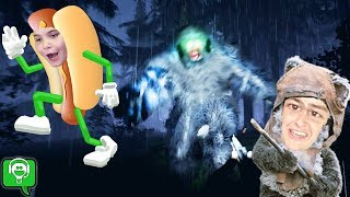 Finding BigFoot Part 2 With HobbyGuy HobbyKidsGaming