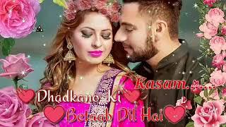 download lagu Betab Dil Hai Dhadkano Ki Kasam Whatsapp Status gratis