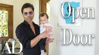 Inside John Stamos's $5.8M Beverly Hills House | Open Door | Architectural Digest
