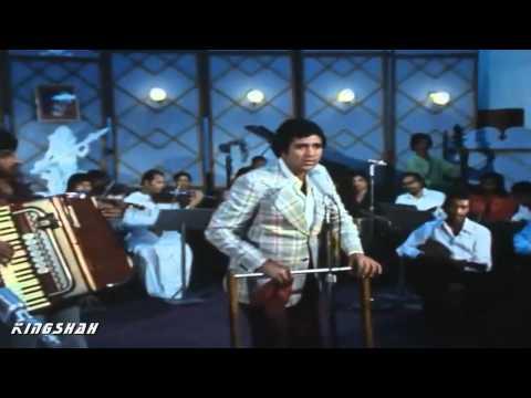 Aate Jaate Khoobsurat Awara Sadko Pe *HD*1080p  Khishore Kumar...