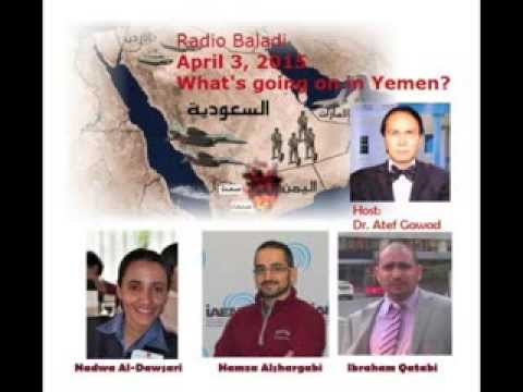 What's Going On In Yemen?  April 3, 2015