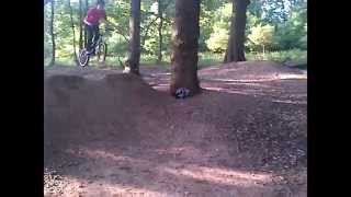 New knowle dirt jumps