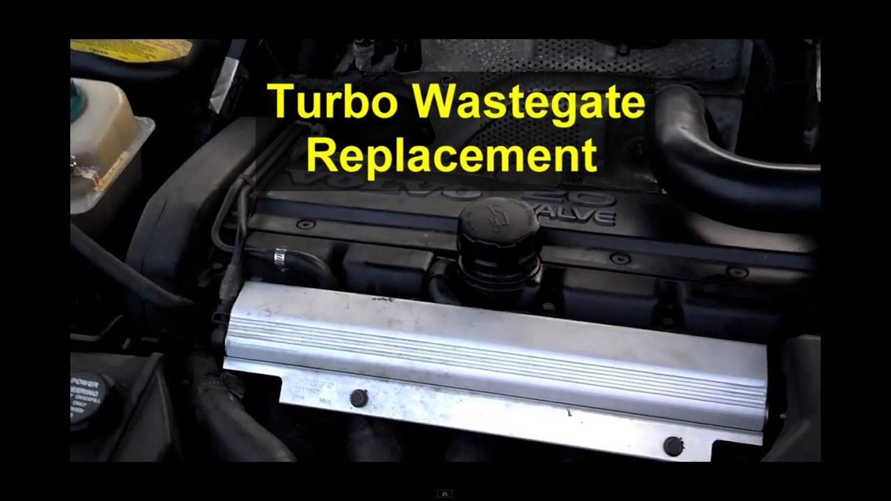 Turbo Wastegate Actuator Replacement Volvo 850 S70 Xc70