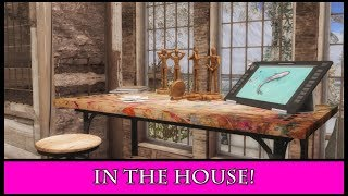 In The House! Groves's Home! (Second Life)