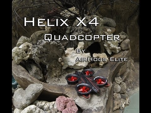 DLE: Helix X4 Quadcopter