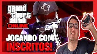 Grand Theft Auto V / serviços e zuera