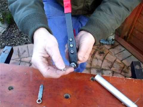 Rivet Gun - How to use a Rivet Gun