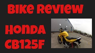 Training - School - Bike - Review - Honda - CB125F - CBT - Manchester