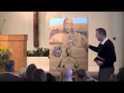 Children's Bible Talk - Facing Big Problems