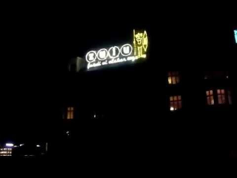 Copenhagen Neon - ZULU sign