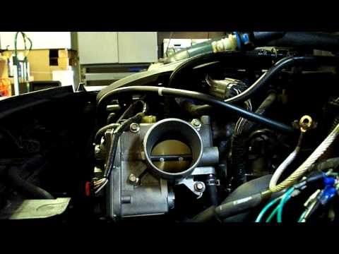 how to clean throttle body on mazda 3 2006