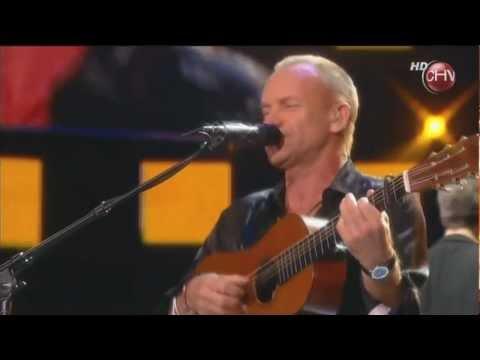 Sting - This Cowboy Song (HD) Live in Viña del mar 2011