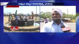 Summer Hits Adilabad Dist  | People Requests CM KCR For Summer Facilities | Telangana