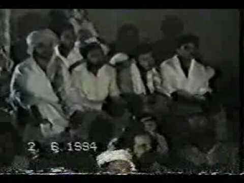 Allama Ahmad Saeed Khan Maultani (tauheed) 5/6