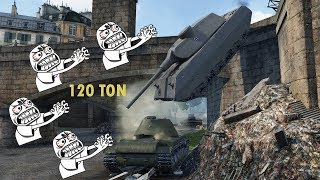 World of Tanks Epic Wins and Fails Ep54