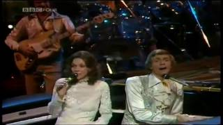 Carpenters We 39 Ve Only Just Begun At The New London Theatre 1976