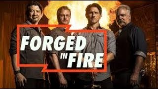 Forged in Fire   Season 6   Episode 9