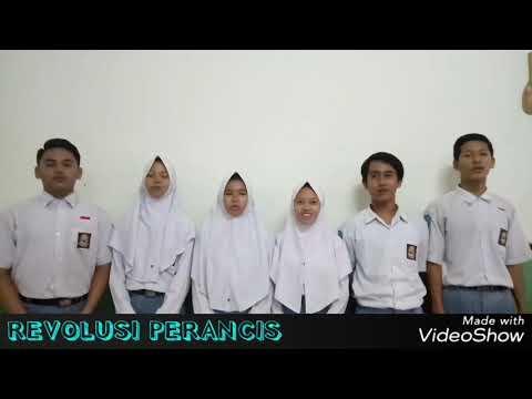 REVOLUSI PERANCIS XI IPS 4_SMA PGRI 1 LUMAJANG