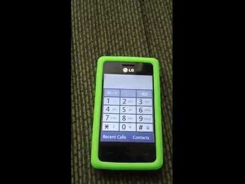LG 840g tracfone review