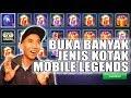 Download Video BUKA BUKA SEMUA JENIS KOTAK DI MOBILE LEGENDS ! MP3 3GP MP4 FLV WEBM MKV Full HD 720p 1080p bluray