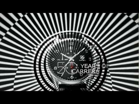 TAG Heuer Geneva Show – 50 years Carrera