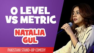 O Level Vs Matric | The Laughing Stock - S01E14 | Natalia Gul Jilani | Stand-Up Comedy | The Circus