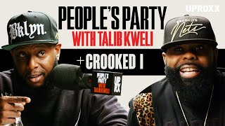 Talib Kweli And Crooked I Talk Tupac, Slaughterhouse, And Wu-Tang Biopic Writing | People's Party