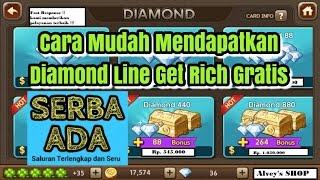 download lagu Cara Mudah Mendapatkan Diamond Line Get Rich Gratis gratis