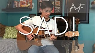 SAD! - XXXTENTACION - Cover (Fingerstyle Guitar)