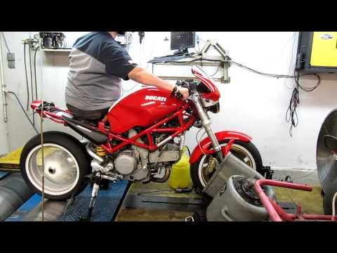 Ducati Monster S2R 800 - BoomTube Exhaust w/ TPO Pod Filters